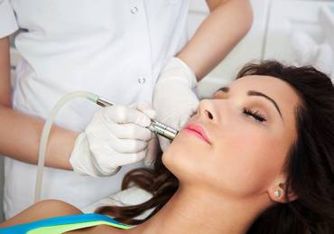 Medical Beauty – Microdermabrasion