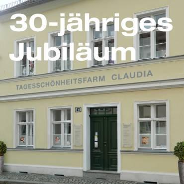 30-jähriges Jubiläum